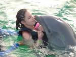 yo y un delfin - (16 years)